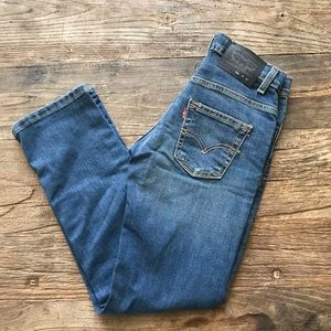 Levi's 511 Slim Fit Girls Jeans Size 10 or 25R NWT